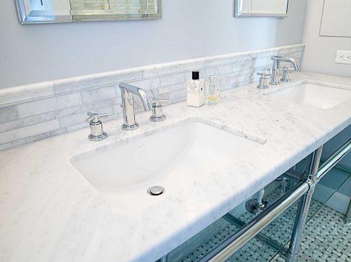 Needham Master Bath